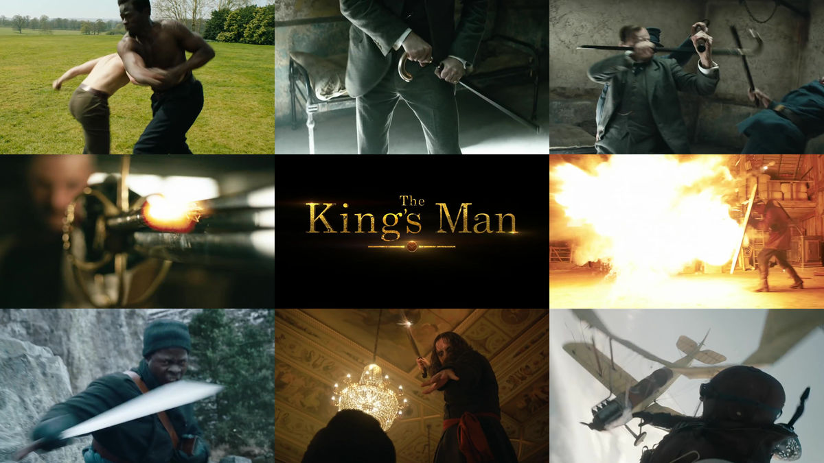 """Photo of The latest trailer of """"Kingsman: First Agent"""", which approaches the secret story of the birth of the British gentleman's spy organization Kingsman, is released"""
