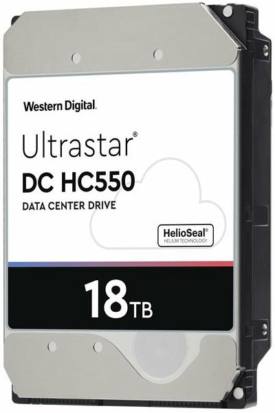 Photo of Western Digital also sells HDDs equipped with energy-assisted magnetic recording technology to the general public