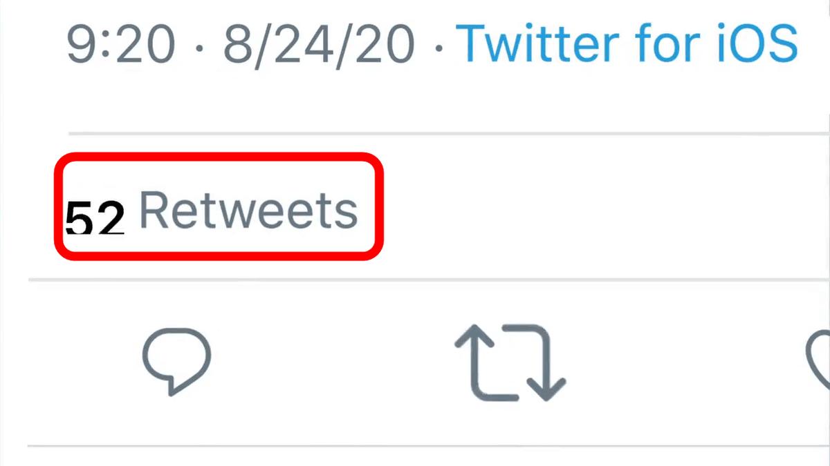 リツイート は ツイッター と