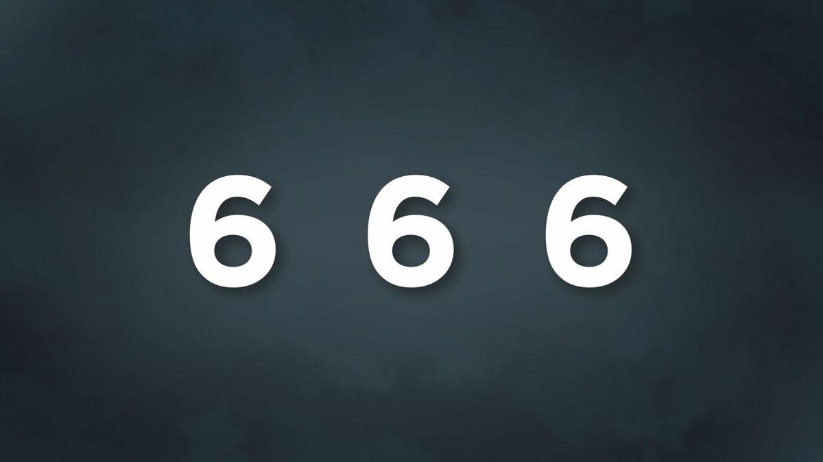 666 の 意味