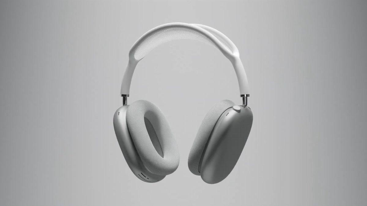 Appleが6万円超のワイヤレスヘッドホン「AirPods Max」を発表、「パーソナルなサウンド体験の究極の形」と ...